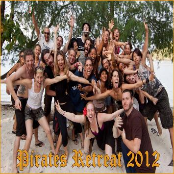 pirates retreat  2012