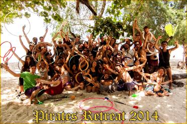 Pirates Retreat 2014