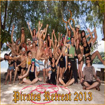 pirates retreat 2013