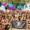 pirates retreat 2016, near Bali , Indonesia